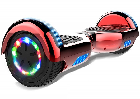 Patinete electrico hoverboard Citysports 6.5